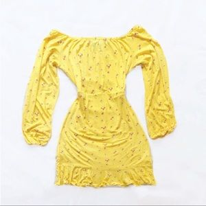asos daisy street ⋆ off the shoulder dress